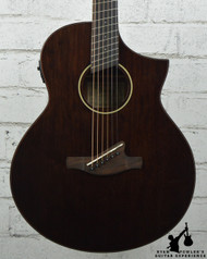 Ibanez AEW40FFCDNT Walnut Multi Scale Acoustic Electric