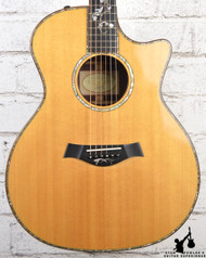 2011 Taylor 914CE Cindy Inlay Acoustic Electric w/ OHSC