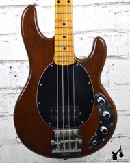 1978 Music Man Sabre Stingray Bass Mocha
