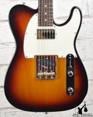 Suhr Classic T Pro 3 Tone Burst HS w/ Bag