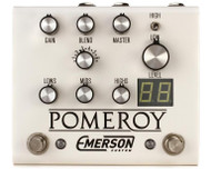 Emerson Custom Pomeroy Pedal White