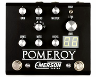 Emerson Custom Pomeroy Pedal Black