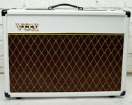 Vox AC15C1 Limited Edition White Bronco Combo Amp