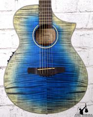 Ibanez AEWC32FM Glacier Blue Low Gloss Acoustic Electric