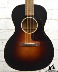 2016 Huss & Dalton Thermo Aged Crossroads Custom Sunburst Acoustic Guitar