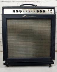 1960's Ampeg Gemini VI Combo Amp