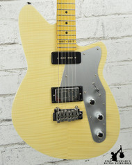 Reverend Double Agent W 20th Anniversary Natural Flame Maple