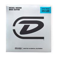 Dunlop DBSBN45125 5str Bass .045-.125