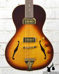 B and G Crossroads Little Sister Non-Cutaway Sunburst w/ Bag (#0003)