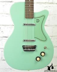 Danelectro Baritone Guitar Seafoam Green