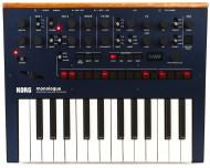 Korg Monolouge Analog Synthesizer Blue
