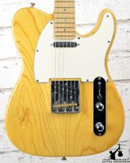 Fender Lite Ash Telecaster Natural w/ Case