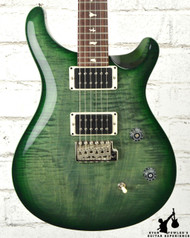 2017 PRS CE 24 Custom Color Trampas Green Burst