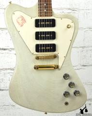 Gibson Custom Shop Firebird Non-Reverse TV White w/OHSC