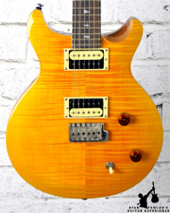 PRS SE Santana Model Yellow