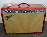 Used Fender '65 Deluxe Reverb Lacquered Paisley Limited Edition
