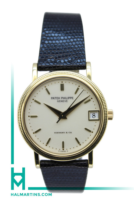 Patek Philippe Calatrava Yellow Gold - Cream Dial - Ref. 3802