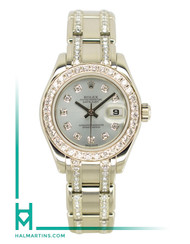 Rolex Datejust Ladies Custom Masterpiece 80319