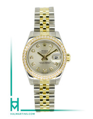 Rolex Two-Tone Lady Datejust