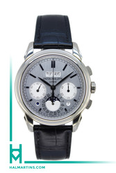 Men's 18K White Gold Patek Philippe Complications - Perpetual Calendar Chronograph -  Ref. 5270G