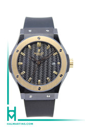 Hublot Men's 18K and Black Ceramic Classic Fusion Automatic - Carbon Fiber Dial - 542.CO.1781.RX
