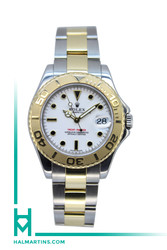 Rolex Midsize Yacht-Master - White Dial - Ref. 168623