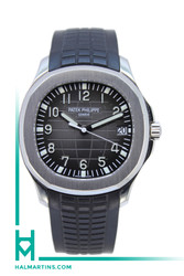 Patek Philippe Aquanaut Stainless Steel - Grey Gradient Pattern Dial - Ref. 5167A-001