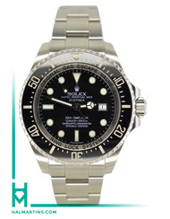 Rolex Stainless Steel Deepsea Sea Dweller - Black Dial - Ref. 116660 (Item 12077)