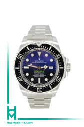 Rolex Stainless Steel Deepsea Sea Dweller - Blue and Black Dial - Ref. 116600
