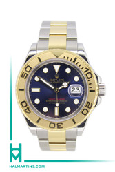 Rolex Two Tone Yachtmaster - 40mm Blue Dial - Ref. 16623