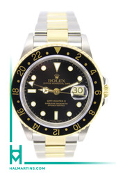 Rolex Two Tone GMT Master II - 40mm Ref. 16713