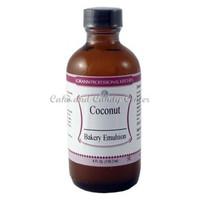 Coconut Artificial Bakery Emulsion-4 oz.