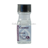 Coconut Flavor -1 dram twin pack (Total 2 drams)