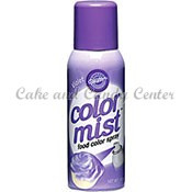 Color Mist Food Color Spray-Violet