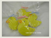 Our famous and delicious butter cookies are simply irresistible. Cheer on your favorite mom to be by bringing along some duck cookies to the baby shower.  Use as a shower favor for all your guests they will love them!