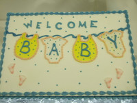 Baby Shower  #011