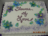 Shower Cakes #0003