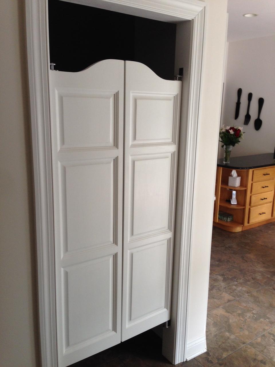 Kitchen Pantry Doors