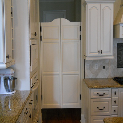 Take a look at these beautiful kitchen doors below the doors look
