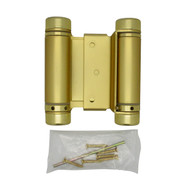 """3"""" Double Action Spring Hinges Commercial Grade"""