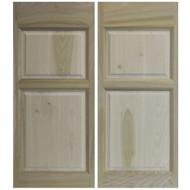 """Poplar Western Door / Cafe Doors / Saloon Doors (54""""-60"""" Door Openings)"""