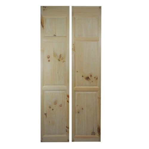 Interior Swinging Kitchen Doors: Custom Full Length Pine Cafe Doors / Saloon Interior Doors (42in