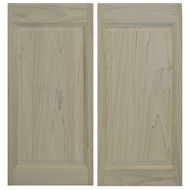 "Raised Panel Cafe Door (24""- 36"" Door Openings)"