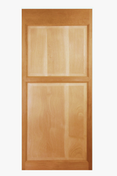 Single Solid Sapele Cafe | Saloon Door