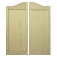 "Maple Cafe | Saloon Doors 24""-36"" Door Openings"