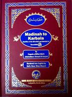 Madina to Karbala