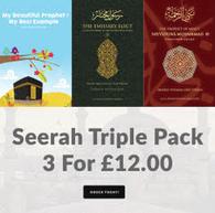 Seerah Triple Pack