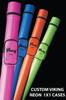 Custom Viking Neon Pink 1x1 Tube Cases