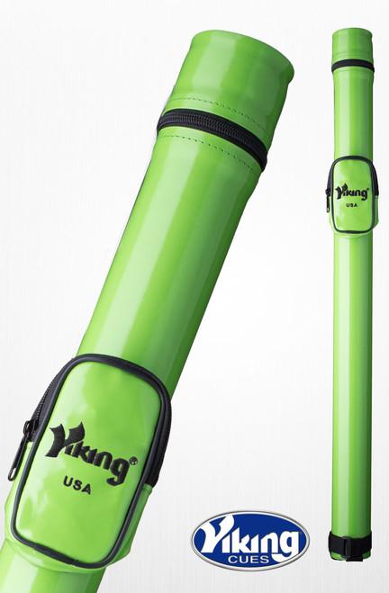 Custom Viking Neon Green 1x1 Tube Cases