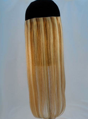 "Extra Long 20"" Clip-in Extension is gorgeous underneath your hair or even under a Topper as well!"